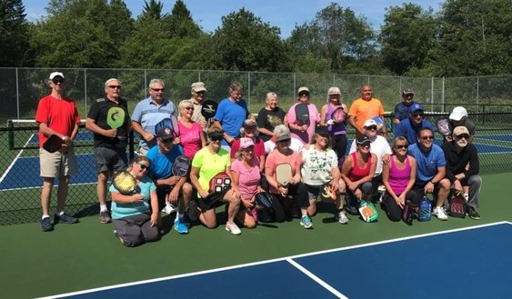 Cowichan Lake Pickleball