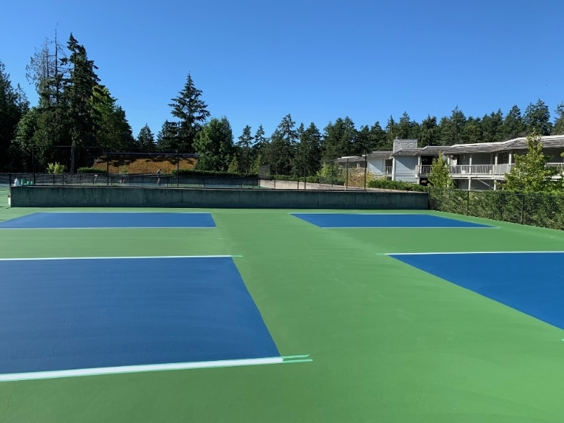 Pacific Shores pickleball